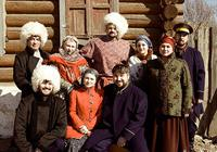 "Published an album of folk ensemble ""Chitinskaya Sloboda"" of Zabaikalie"