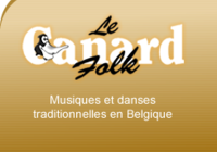 reviews of the label's releases in the Belgian magazine Le Canard Folk