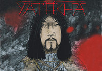 Issued CD album: Yat-Kha - Live at «Stray Dog Club»